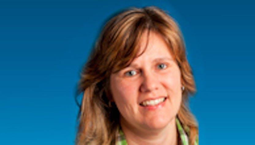 Diana Sleutels, employee, customer service, person