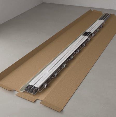 RFN-EA, chicago metallic, kit, installation kit, diy kit, packaging