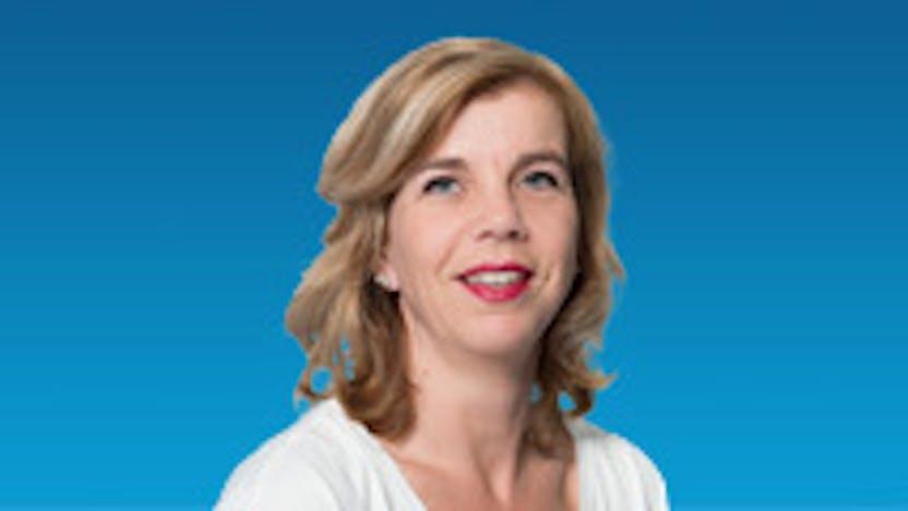 Peggy Brettschneider, employee, customer service, person