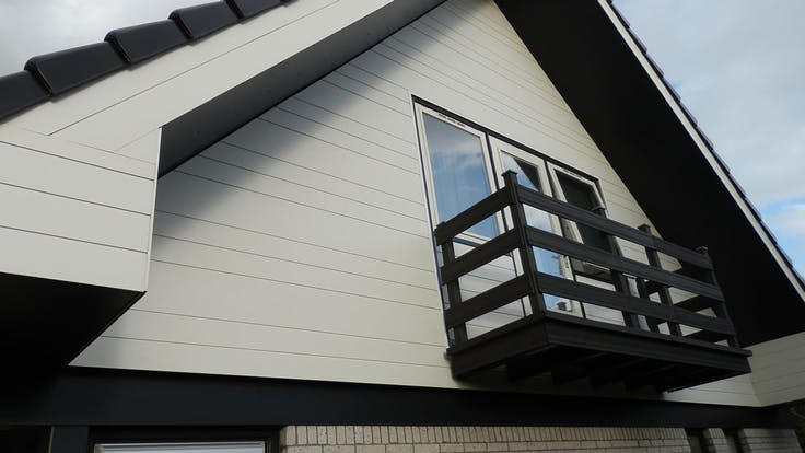 4 ways to apply Rockpanel exterior cladding boards