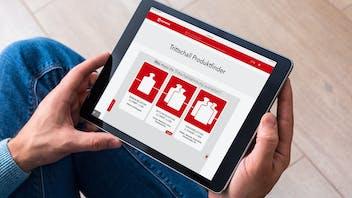 thumbnail, teaser, trittschall produktfinder, footfall sound insulation, trittschall check, online tool, germany