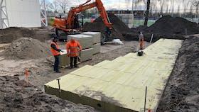 watermanagement, system, amsterdam, rainproof, rockflow, climate, lapinus
