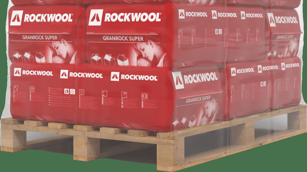 GRANROCK SUPER, product picture - palett