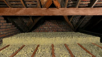 Blown Loft Insulation