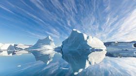 7 strenghts of stone, stärken von steinwolle, circularity, ökologie, iceberg, antarctica, germany