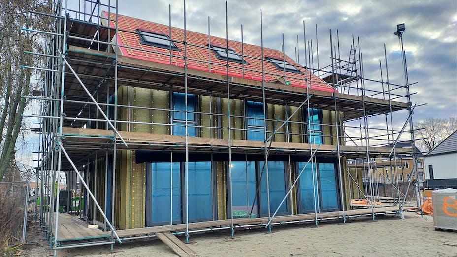 Rockzero, Vathorst project, XS-houses