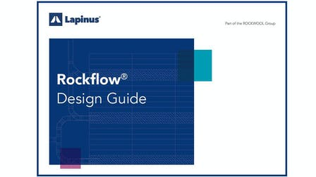 Cover of design guide for Rockflow, Lapinus