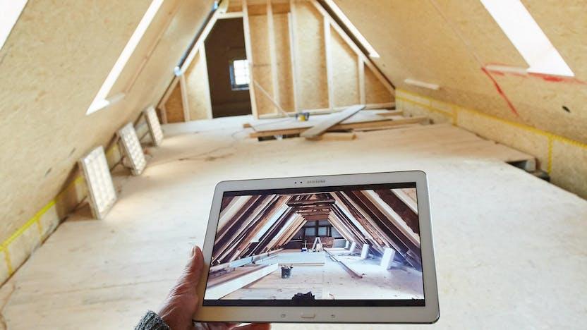 reference, timber frame, holzrahmenbau, blow-in insulation, einblasdämmung, fillrock rg, germany