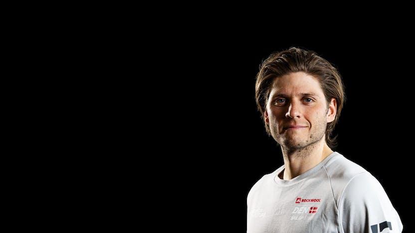 Tom Johnson, SailGP team, 2021, sailing, ROCKWOOL team