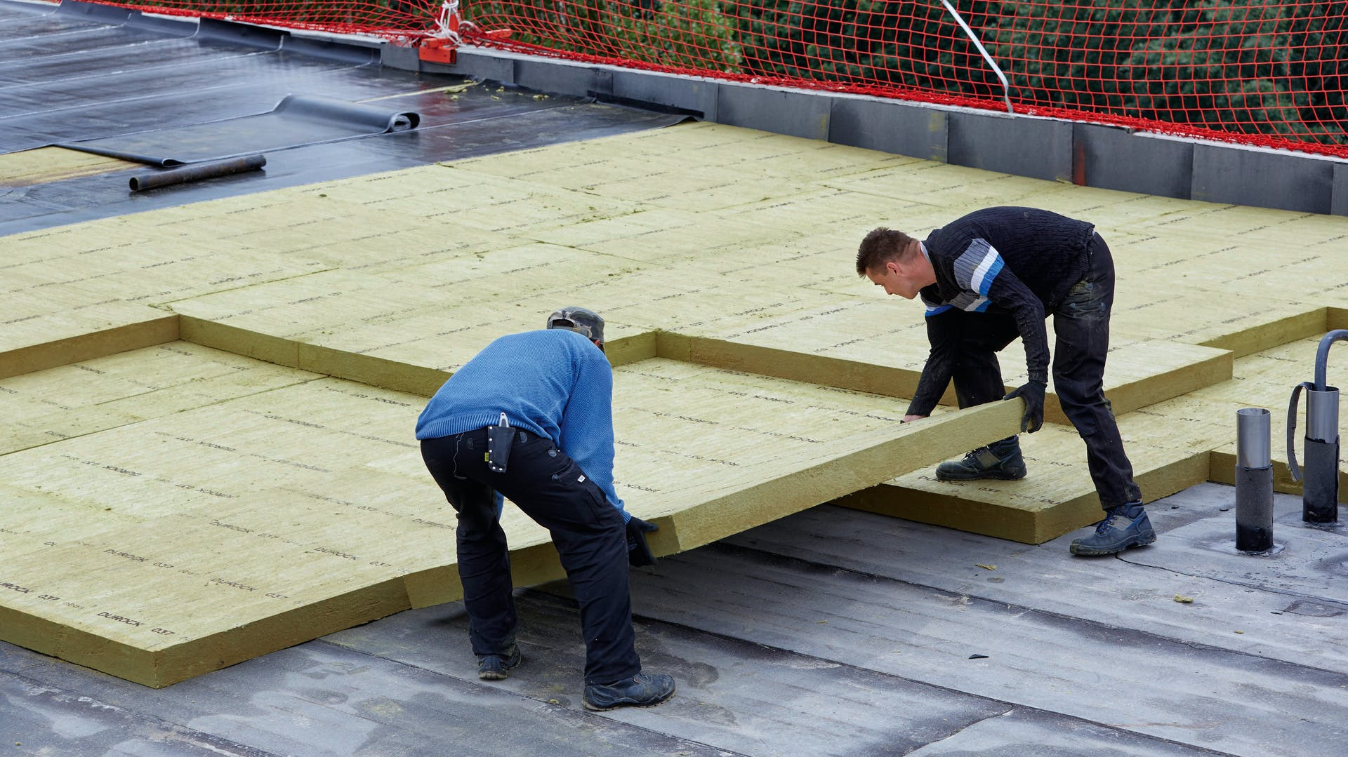product, flatroof, flat roof, durock 037, installation, installer, flachdach, germany