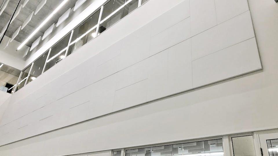 Prodotti installati: Rockfon Blanka® Activity, 1200 x 600