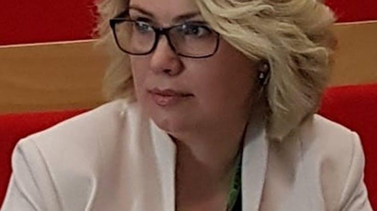Jolanta Šadauskienė, ROCKWOOL Expert, Author