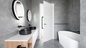 bathroom, interior