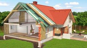 ROCKWOOL house standard, all aplication, internal   and external insulation,