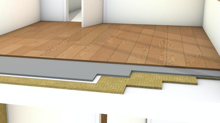 dämmcheck, teaser, teaser image, hotspot 7, floor, impact sound insulation, germany