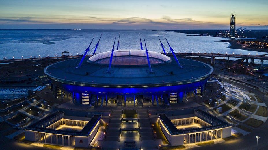 RU-World-Cup-Stadium, Retail, Industrial Opal, Lilia, Medicare Standard, Color-all, Rockfon