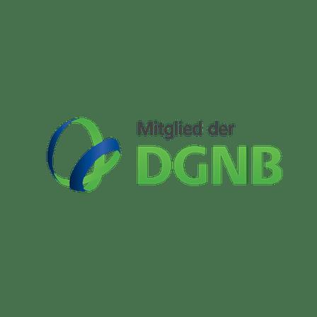 dgnb, mitglied, member, logo, germany, illustration, certificate