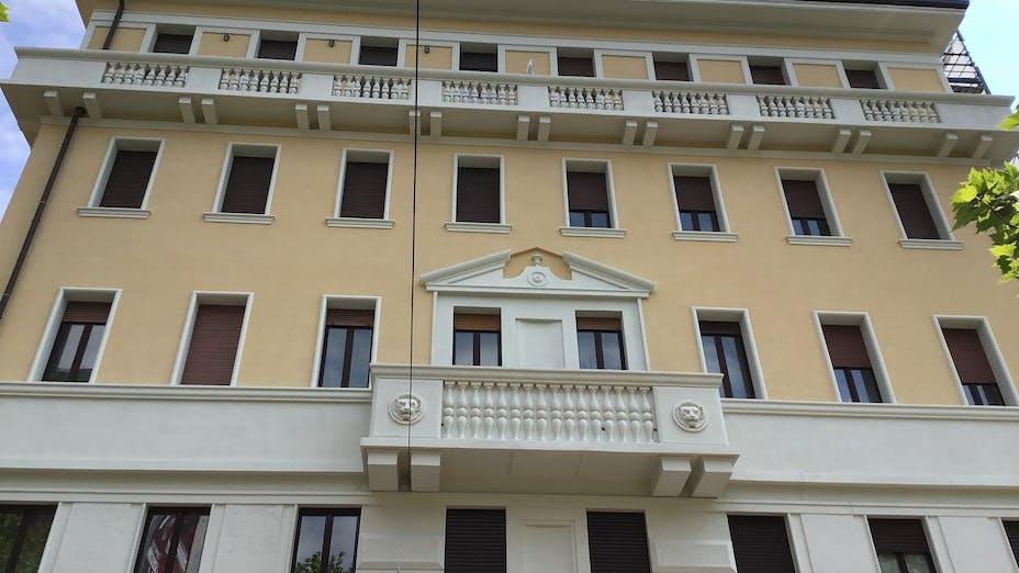 Case study about a MUH in Milan, RENO - REDArt (Viale Murillo, Milan) Italy - photo after RENO