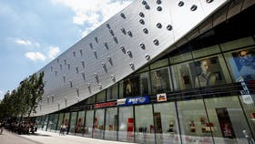 rockwool forum, education, seminar, program, shopping mall, limbecker platz, ventilated facade, gebäudehülle, germany