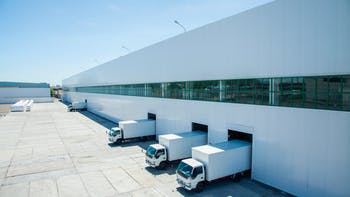 flat roof, header, picture, industry, warehouse