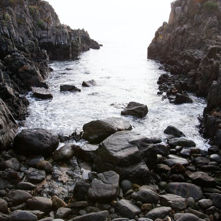RockWorld imagery, The big picture, sea, rocks, water