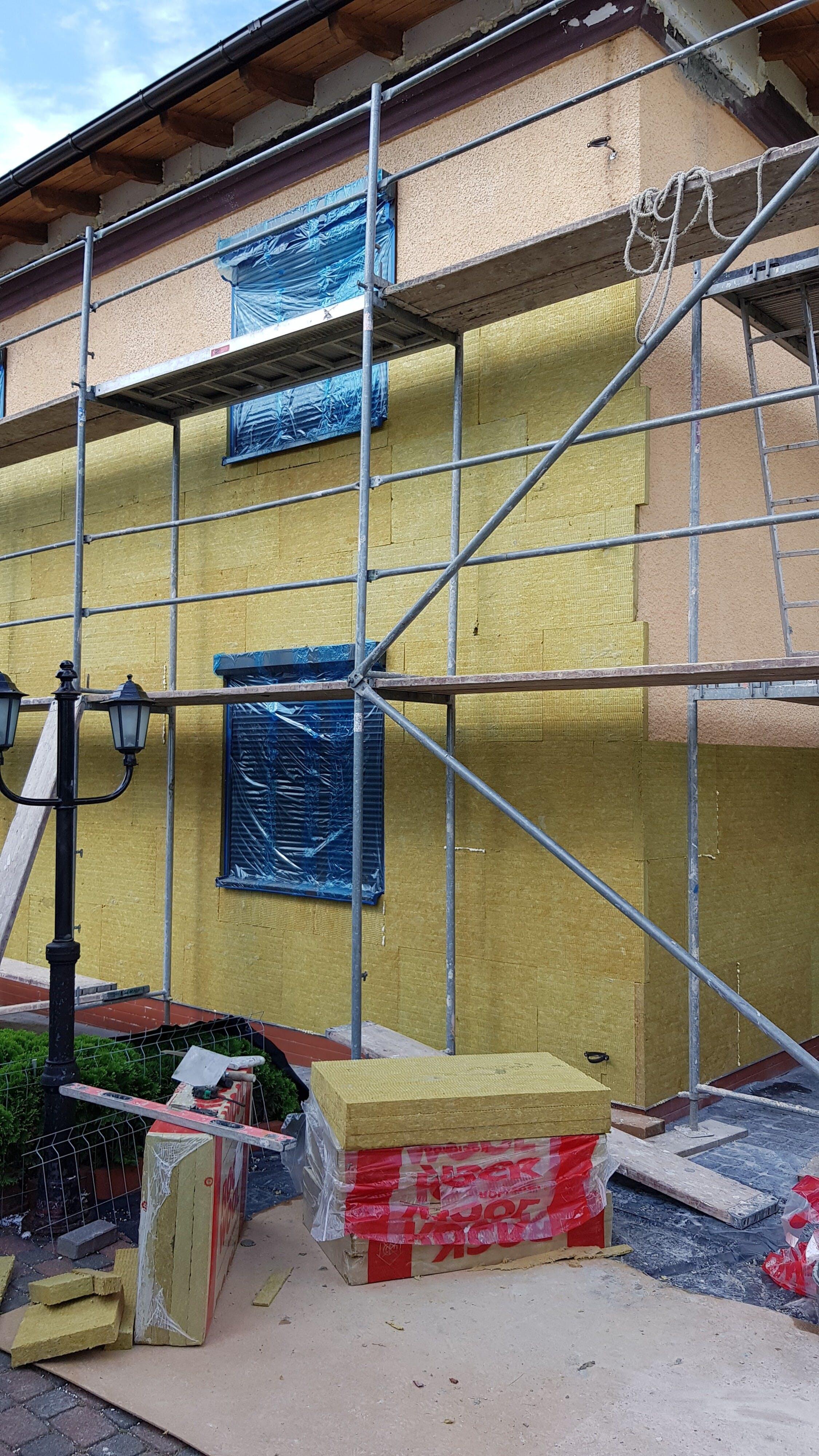 elevation, renovation, single family house, contractors case study