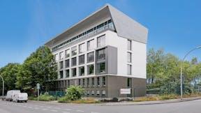 renovation office building, energy saving, insulation, ROCKWOOL office Gladbeck, Verwaltungsgebäude ROCKWOOL Gladbeck, sanierung bürogebäude, energieeinsparung, dämmung, press, presse, germany