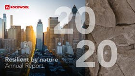 ROCKWOOL Group Annual Report 2020, AR 2020