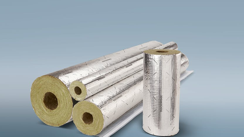 product, heating and water pipes warm, hvac, rockwool 800, germany