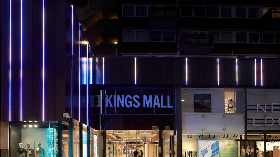 case study kingsmall