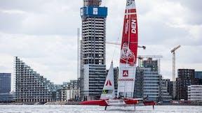 SailGP, Aarhus, Denmark, Racing, Aarhus 2021, F50