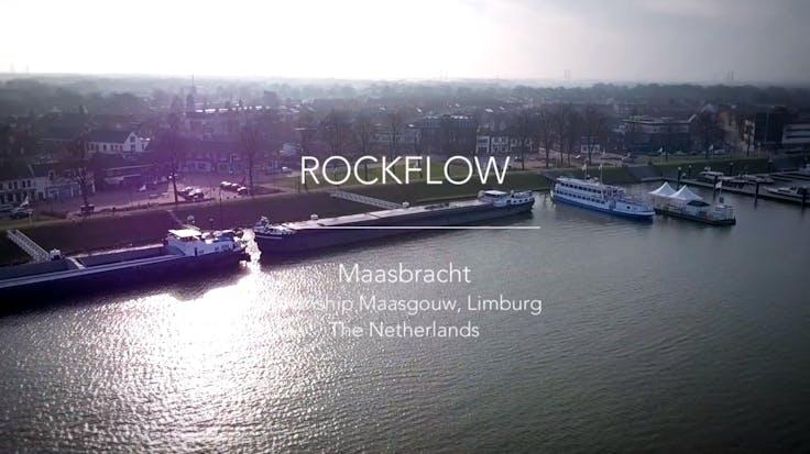 Still Image for Video Rockflow Case Study, Maasbracht, sea, ship, harbor, Limburg, Netherlands, Lapinus