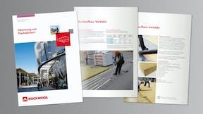 thumb, thumbnail, brochure, broschüre dämmung von Flachdächern, germany