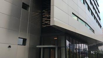 Cornell Tech, Thermal Properties