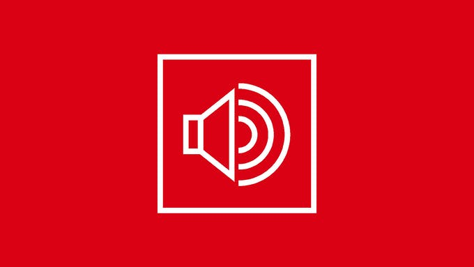 Sound Icon - GHG Campaign