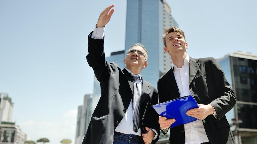 Stakeholder, Men, Planning, Building