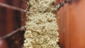 product, wall, outer wall, wall insulation, cavity wall, insulation granulate, blown-in insulation, installer, fillrock kd, einblasdämmung, germany