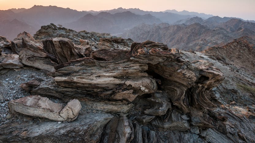 RockWorld imagery, The big picture, rock, mountains, view
