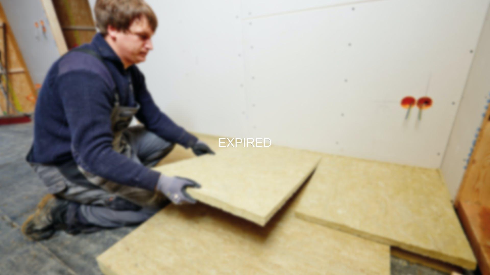 product, floor, impact sound, footfall sound insulation, floorrock hp, germany, job 4528