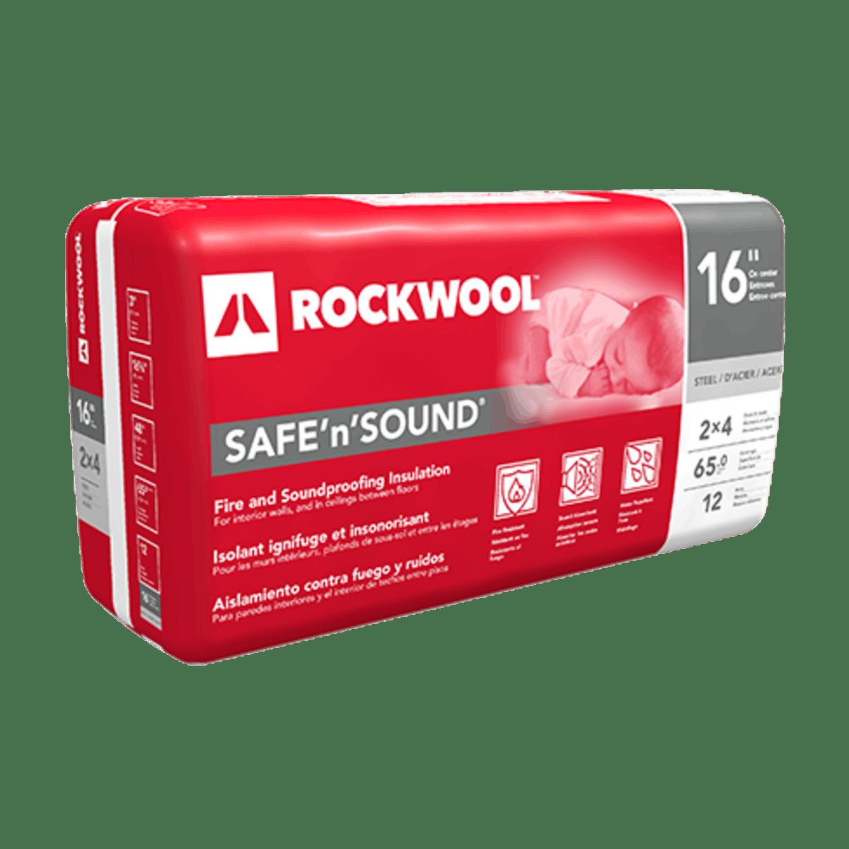 ROCKWOOL Safe n Sound