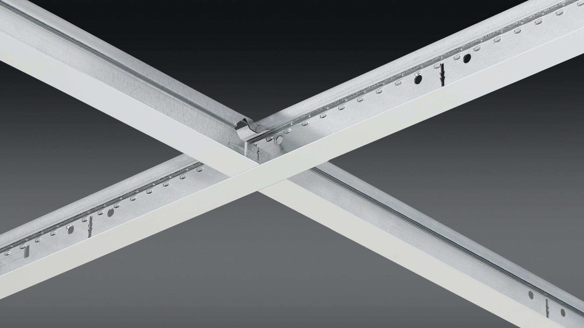 IMG_Rockfon_Chicago Metallic 260 Aluminum Cap 15/16